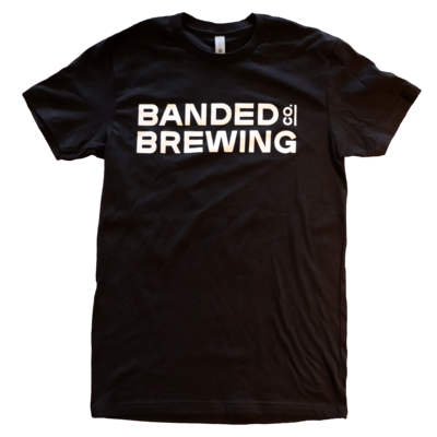 Unisex Banded Logo Tee - New Colors