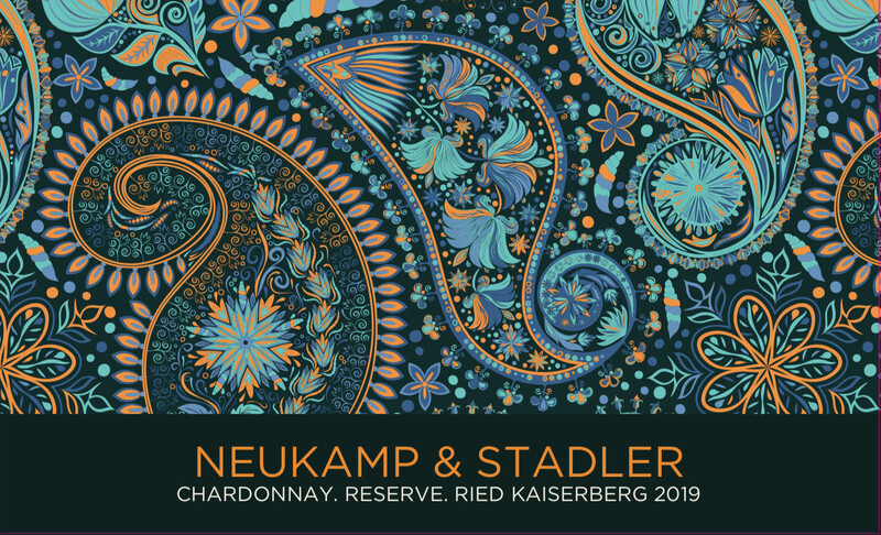 Chardonnay Reserve, Ried Kaiserberg 2019 - trocken - NEUKAMP & STADLER Selection - Halbturn - 0,75l  - (AT)