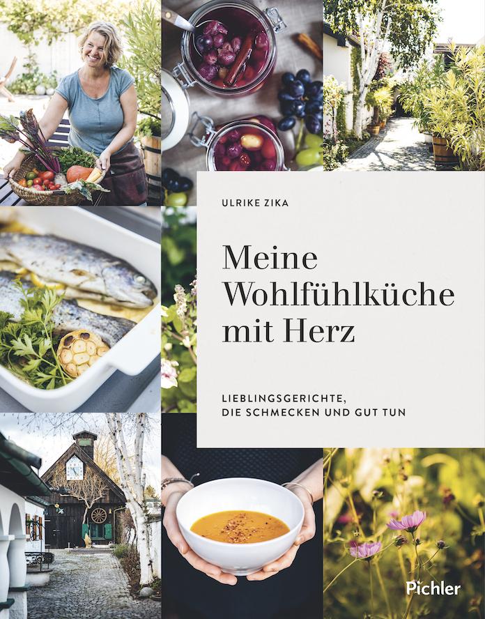 """""""Weinbegleitung zum Weinmenü - Meine Wohlfühlküche mit Herz"""" (AT)"""