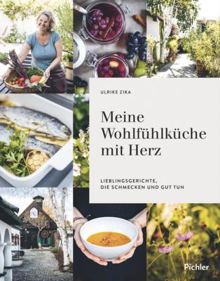 """""""Weinbegleitung zum Weinmenü - Meine Wohlfühlküche mit Herz"""" (DE)"""
