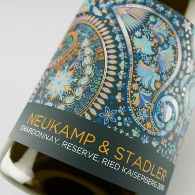 """Chardonnay Reserve, Ried Kaiserberg 2019"" - trocken - NEUKAMP & STADLER Selection - Halbturn - 0,75l  - (AT)"