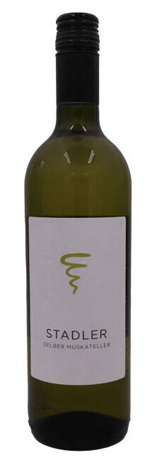 Gelber Muskateller - trocken - 12 Flaschen à 0,75l (DE)