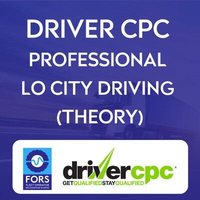 FORS Professional Lo-City Driving DCPC Module