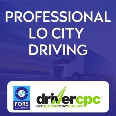 Driver CPC FORS Professional Lo-City Driving DCPC Module