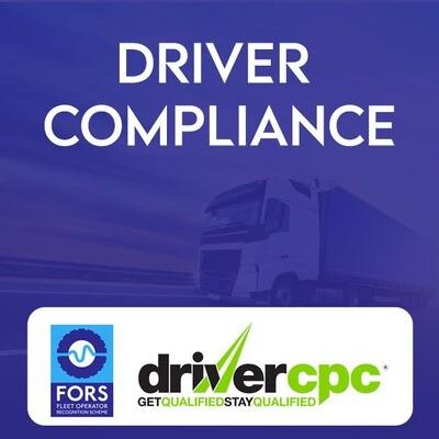 Driver CPC Driver Compliance Course