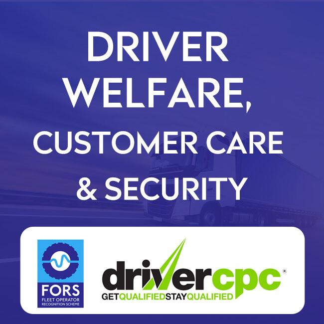 Driver CPC Driver Welfare, Customer Care & Security Course