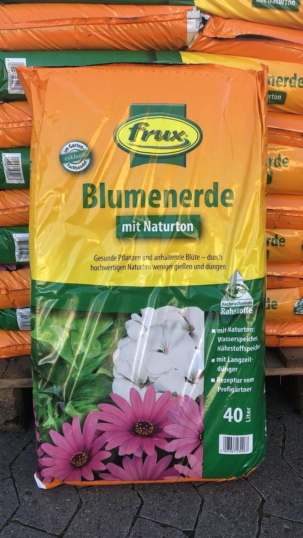 Blumenerde | verschiedene Größen | von Frux