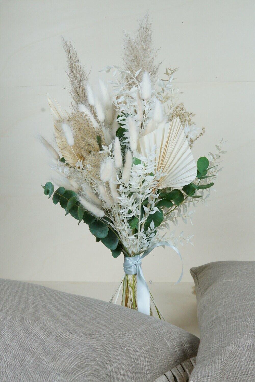 Trockenblumen Strauss | Eukalyptus