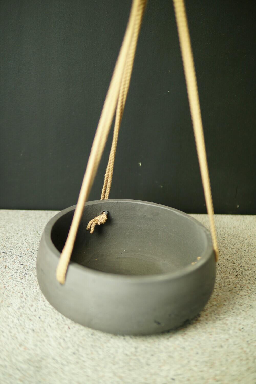 Hänge-Schale | Stone Grey
