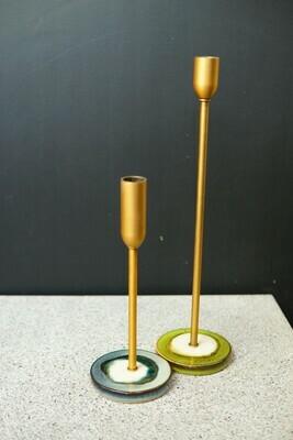 Kerzenständer | Blue Gold