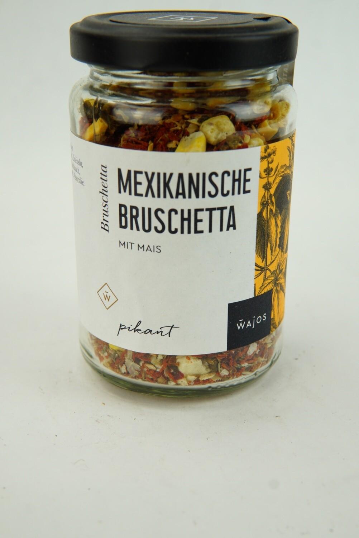Mexikanische Bruschetta