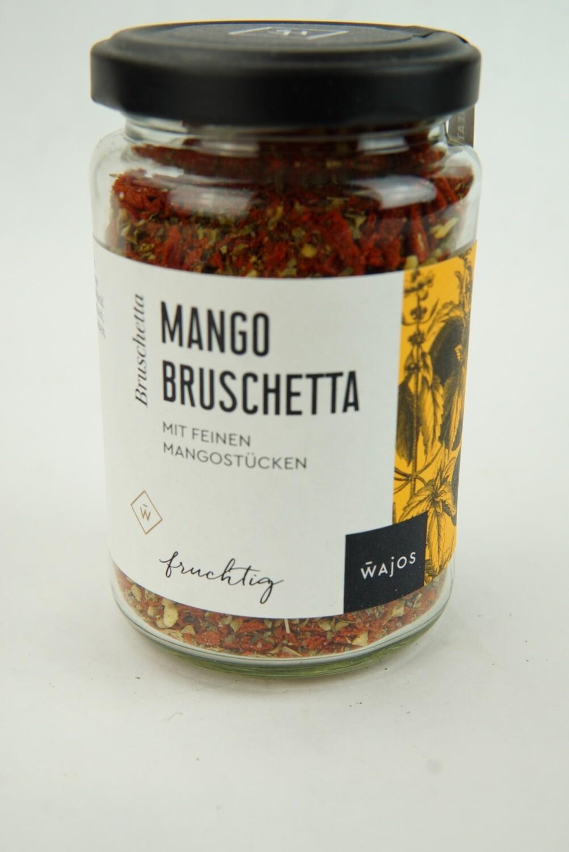 Mango Bruschetta | Wajos
