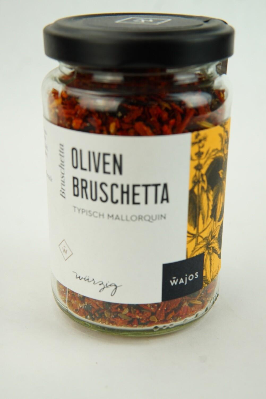 Oliven Bruschetta | Wajos