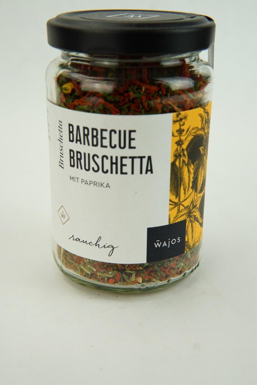 Barbecue Bruschetta | Wajos