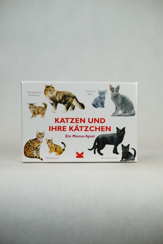Katzen & Kätzchen | Memory