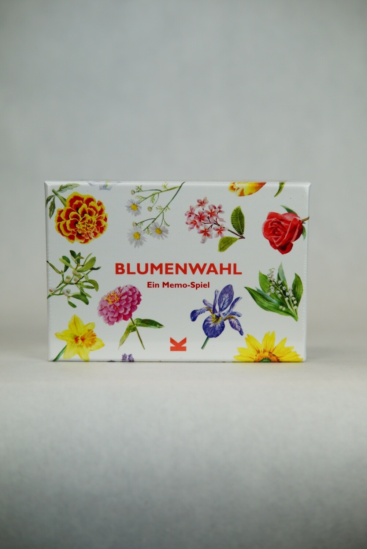 Blumenwahl | Memory