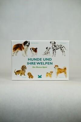 Hunde & ihre Welpen Memory