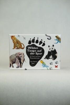 Wilden Tieren auf der Spur | Memory