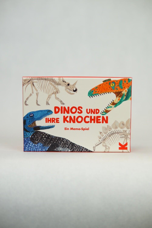 Dinos und ihre Knochen | Memory