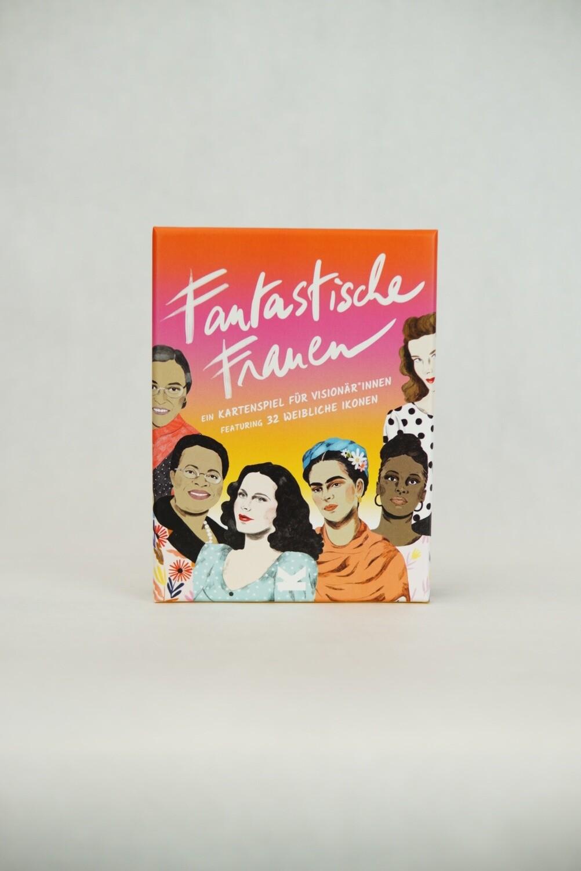 Fantastische Frauen | Spielkarten