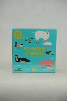 Schwein & Ferkel | Lernspiel
