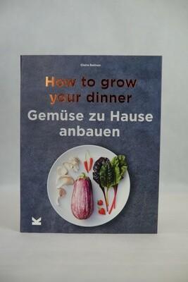 Gemüse zu Hause anbauen | DIY Buch