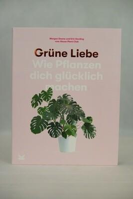 Grüne Liebe | DIY Buch