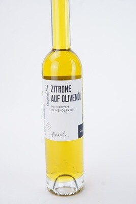 Olivenöl Zitrone | Wajos