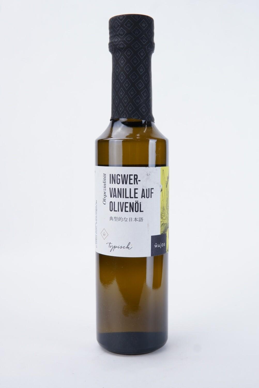 Öl Ingwer Vanille | Wajos