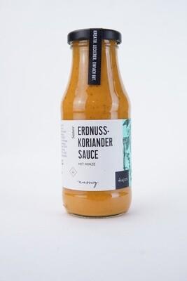Sauce Erdnuss Koriander | Wajos