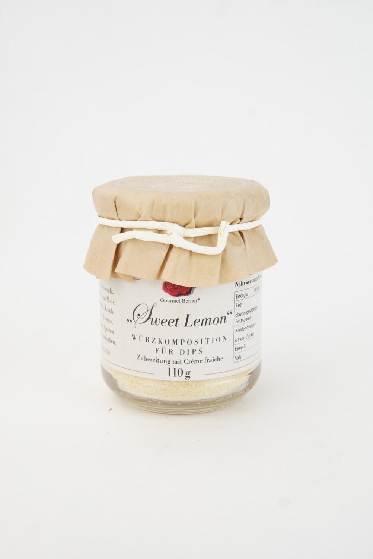 Dip Sweet Lemon | Berner Gourmet