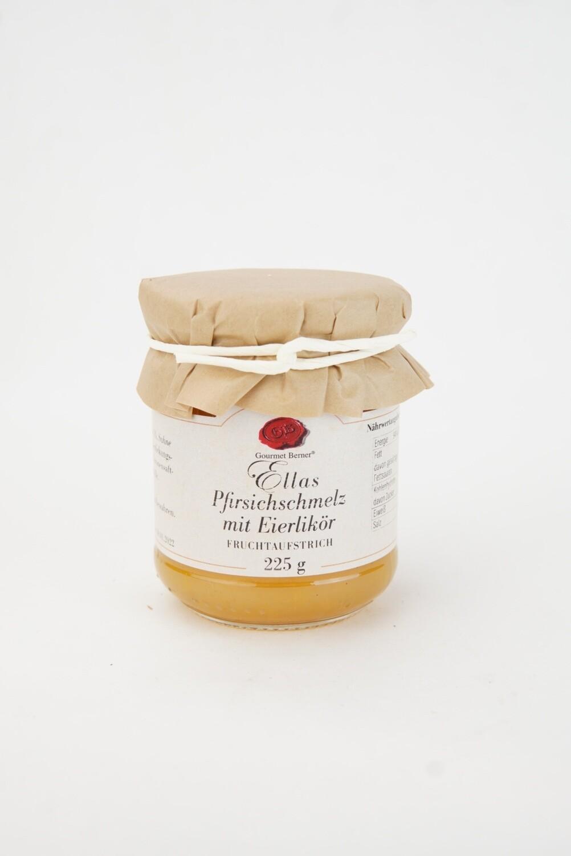 Brotaufstrich Pfirsich | Berner Gourmet