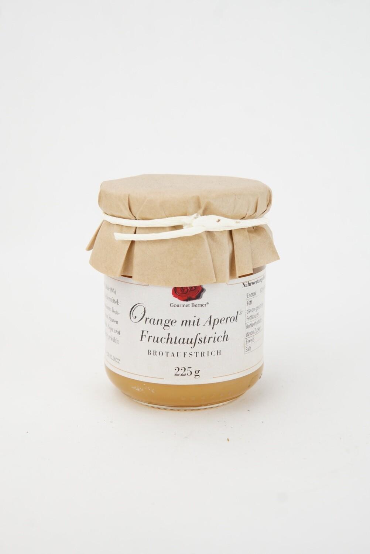 Brotaufstrich Aperol | Berner Gourmet
