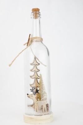 Flasche Wald