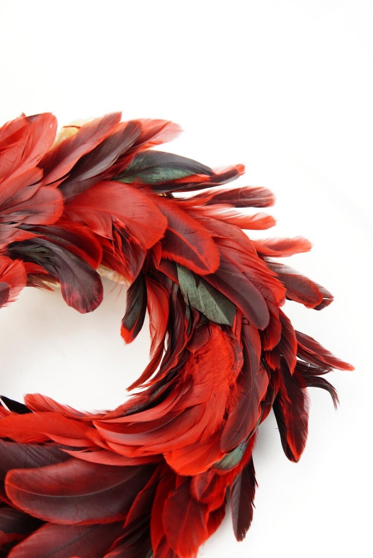 Federkranz | Rot