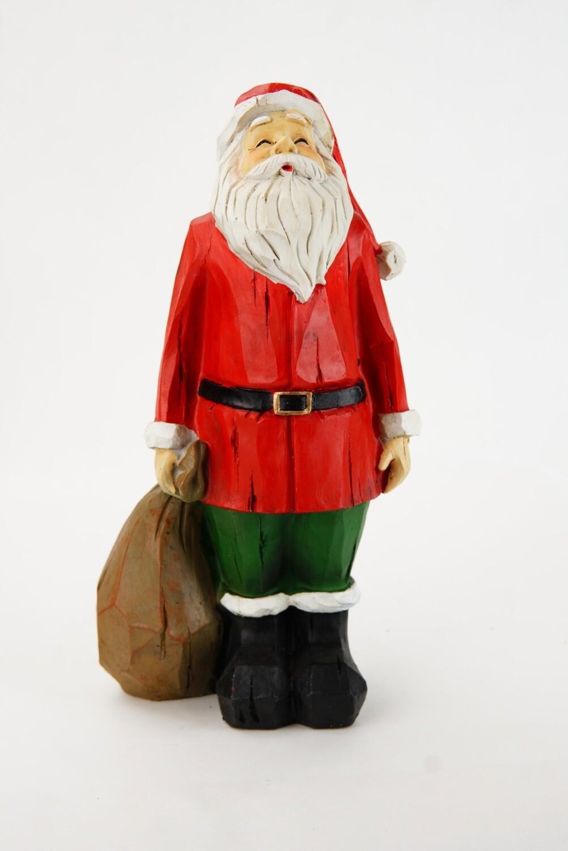 Weihnachtsmann | Holz