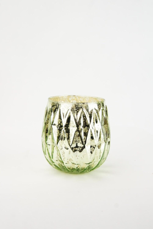 Teelicht | Mint Grün