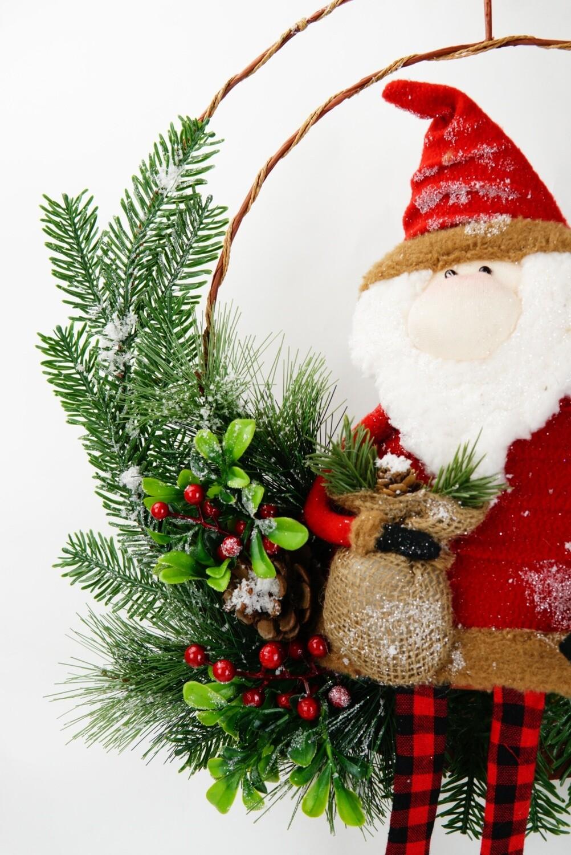 Weihnachtsmann | Hängend | Groß