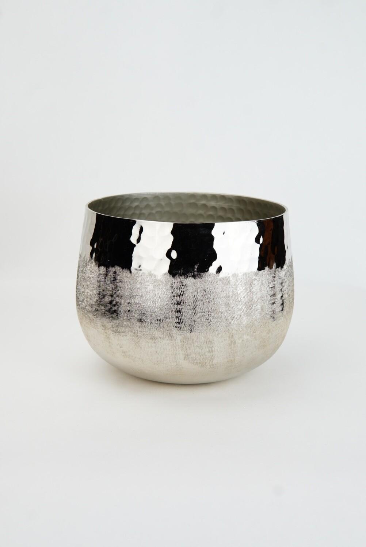 Topf | Silber | Groß