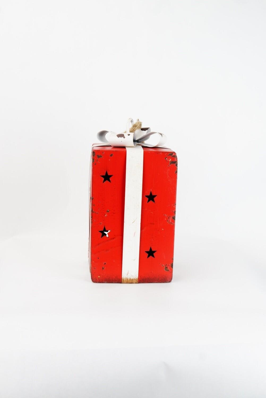 Glocke | Geschenk | Rechteck