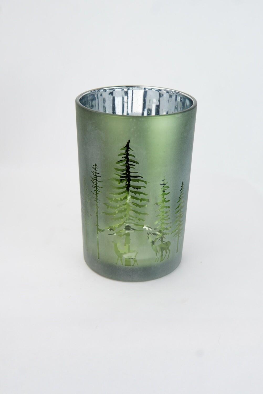 Glas | Grün | Groß
