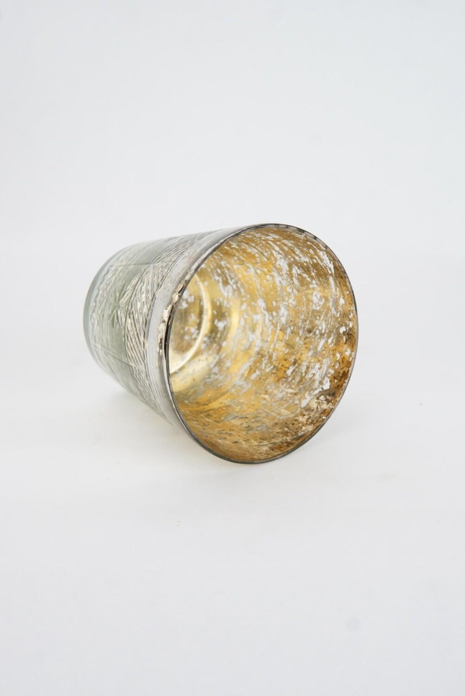 Glas   Silber   Klein