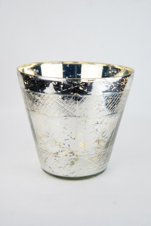 Glas | Silber | XL