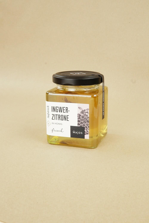 Aufstrich   Ingwer-Zitrone-Honig