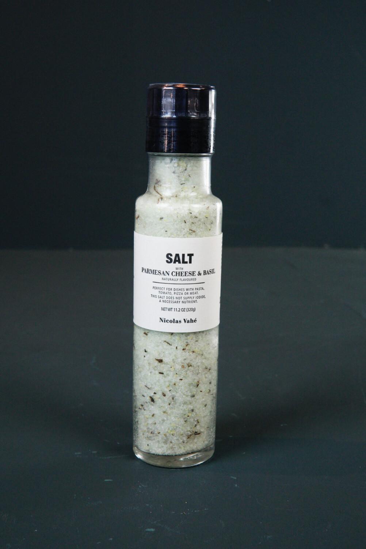 Salz | Parmesan Basilikum