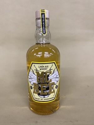 Spirituose MC BEE Likör aus Whisky