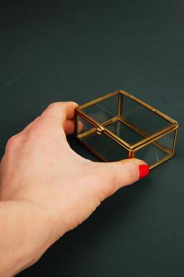 Schachtel | Goldrand
