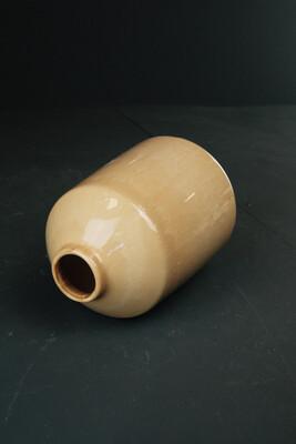 Vase   Beige