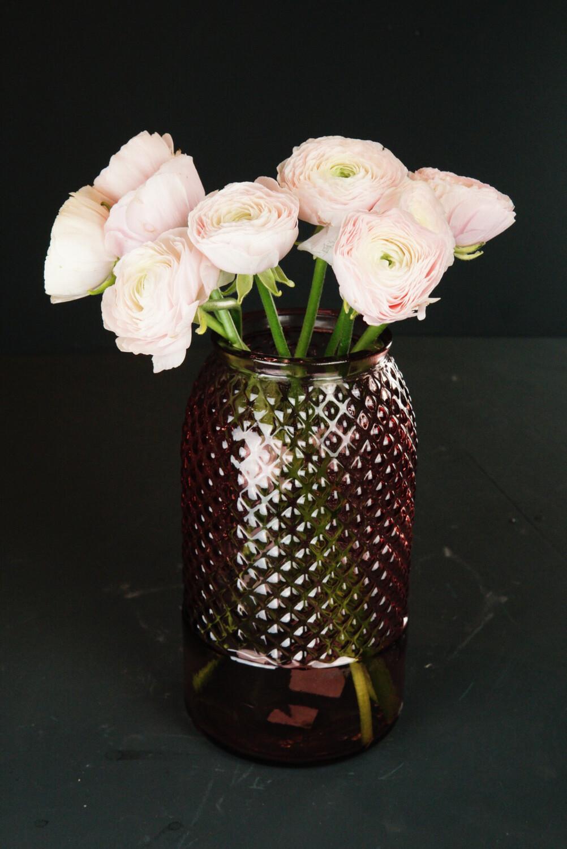 Vase | Flieder | Zylinder