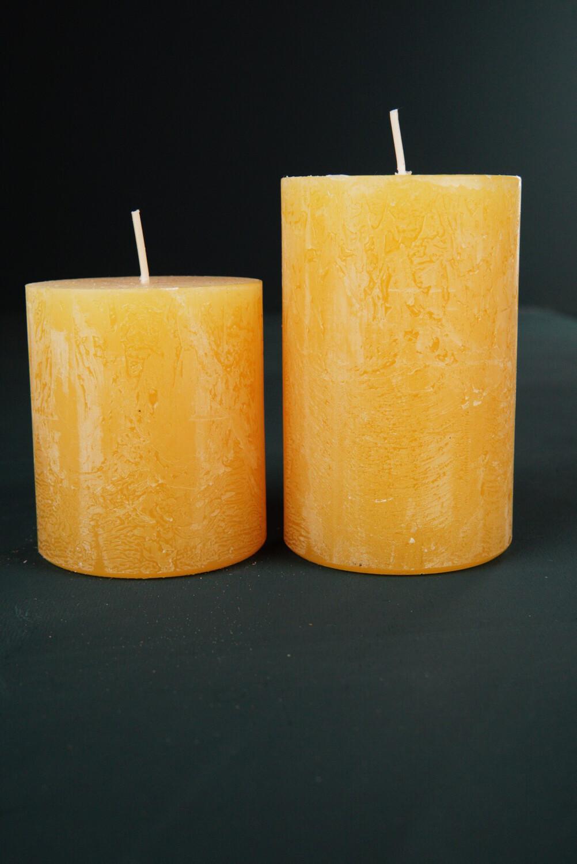 Gelb   8x7 cm